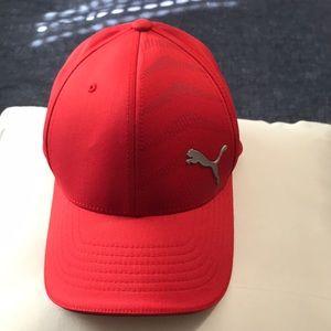 PUMA FLEXFIT BASEBALL CAP S/M